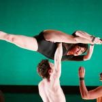 Danza acróbata internacional en el Auditorio del Sodre