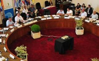 Varios intendentes se despidieron del Congreso Nacional