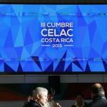 Mujica llegó a San José de Costa Rica para participar de su última cumbre de la Celac