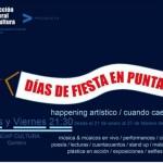 """Comienza el ciclo """"Días de Fiesta en Punta del Este"""": teatro, clown, plástica, literatura, música"""