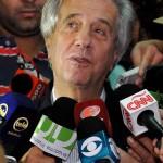 Tabaré Vázquez y su equipo de gobierno analizarán el 12 de enero la participación de la oposición en organismos estatales