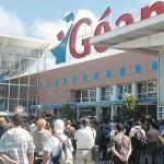 Trabajadores de grandes supermercados en conflicto