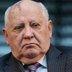 """Gorbachov acusa a EE.UU de arrastrar a Rusia a una nueva """"Guerra Fría"""" la cual puede transformarse en """"caliente"""""""