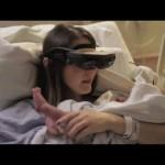 Mujer con serias dificultades de visión logra ver a su bebé recién nacido gracias a la tecnología