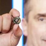 CES 2015 en Las Vegas: debuta Intel Curie, el chip para wearables más pequeño del mundo