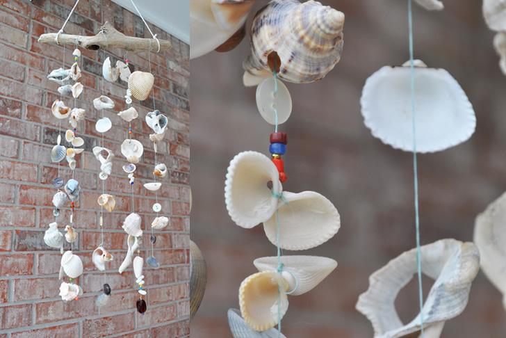 Renueva tu patio con estas ideas f ciles y baratas - Como hacer conchas finas ...