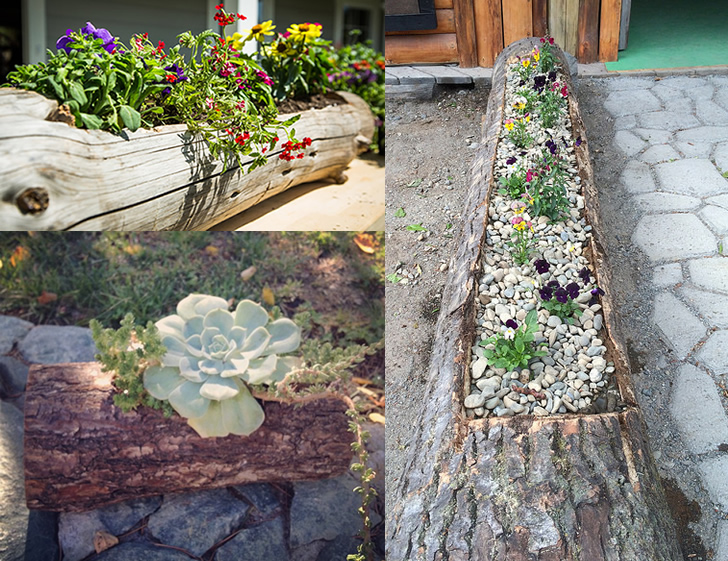 Ideas baratas para decorar jardin for Ideas jardin