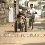 """Tráiler oficial de """"CAMINO A LA ESCUELA"""" es considerado el trailer de películas más conmovedor en lo que va del año"""
