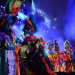 Viernes, sábado y domingo a puro carnaval