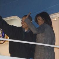 Obama cancela todo para viajar a Arabia y dar pésame por la muerte del dictador saudí