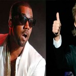 El lujo de Kanye West: estrenó tema con Paul McCartney de pianista