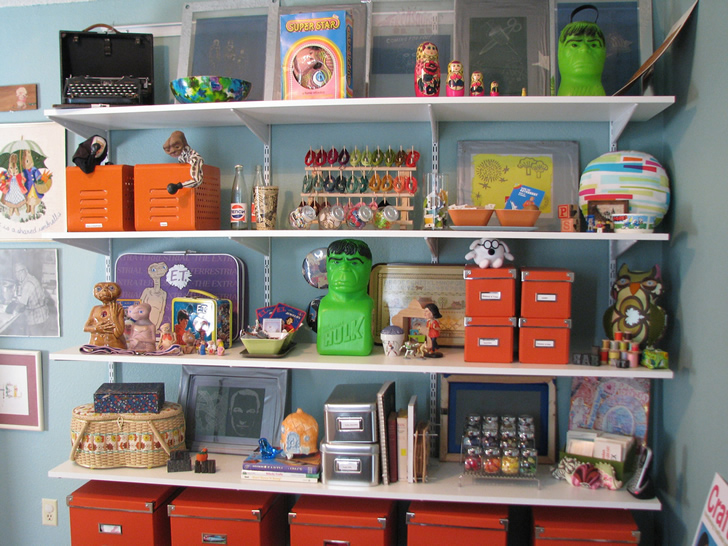 Cada cosa en su lugar c mo eliminar el desorden en tu - Ideas para organizar juguetes ninos ...
