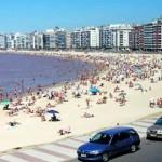 Clases de zumba y pilates gratis en la playa de Pocitos