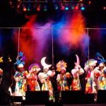 Segunda rueda del Carnaval de las Promesas en marcha