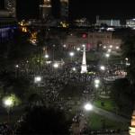 """Caceroleadas y protestas en toda Argentina por la muerte del fiscal Nisman: investigan si hubo """"suicidio inducido"""""""