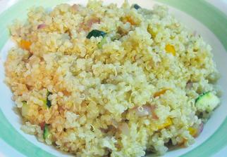 El maravilloso mundo de la quinoa