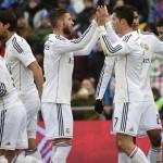 Real Madrid es campeón de invierno; Messi mantiene al Barça a un punto