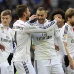 Real Madrid ganó y continúa líder; Atlético alcanzó al Barcelona por la liga española
