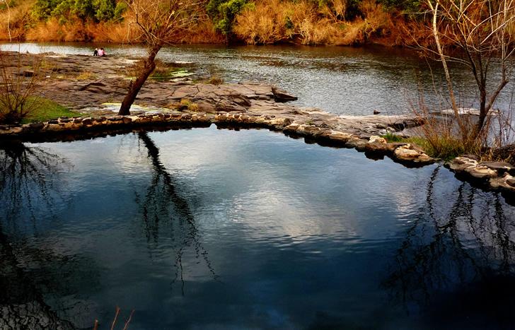 Visita los ríos Arapey y Dayman