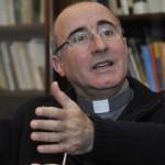 Tabaré Vázquez y arzobispo de Montevideo Daniel Sutrla se reúnen por guía sexual