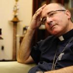 El Papa Francisco designó como cardenal al arzobispo de Montevideo Daniel Sturla