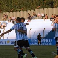 Sub 20: Argentina, Paraguay y Perú clasifican a fase final de Sudamericano