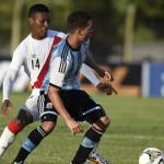 Argentina y Ecuador golean por el Grupo A del Sudamericano Sub 20