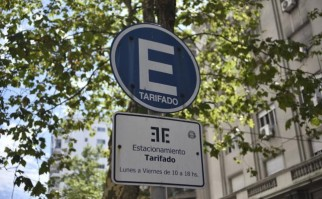 Nuevos precios de estacionamiento tarifado