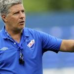 Nacional: el 'Loco' Abreu sueña con integrar la lista de Copa Libertadores