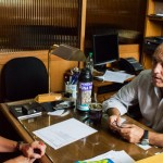 Entrevista con el candidato a la Intendencia de Montevideo por el FA Daniel Martínez