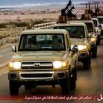 Estado Islámico toma en Libia la ciudad de Sirte, uno de los mayores puertos petroleros del Mediterráneo