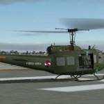 FAU asegura que helicóptero para trasladar a personas quemadas de Artigas estaba disponible
