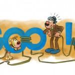 Doodle de Google en el centenario de Gabriel Vargas, creador de La Familia Burrón