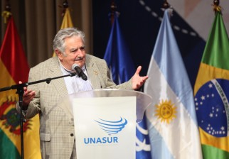 Pepe y el gobierno saliente rinden homenaje al pueblo uruguayo este viernes en la Plaza Independencia