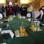 Comienza en Paris reunión de cancilleres sobre Ucrania