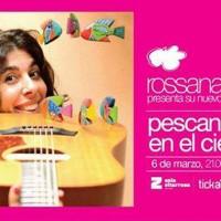 Rossana Taddei presenta su último disco en la Zitarrosa
