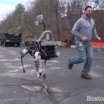 Boston Dynamics, propiedad de Google, presenta a Spot, el perro-robot más desarrollado de mundo