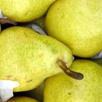 Comer una pera por día es saludable