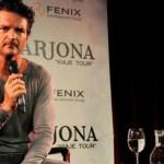 El cantautor Ricardo Arjona recibirá premio a la excelencia por trayectoria de 30 años