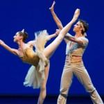 """""""El Mesías"""" del Ballet del Sodre, nominado a mejor espectáculo en los Premios Teatro de Rojas"""