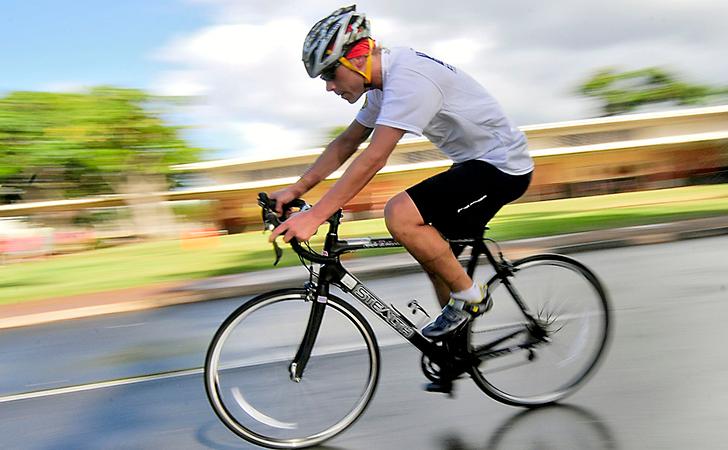 adelgazar bicicleta o caminar