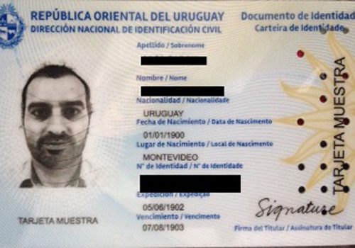Ministerio del interior valid nueva c dula de identidad for Correo ministerio del interior
