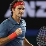 Federer se consagró campeón del torneo de Dubái al derrotar en la final a Djokovic