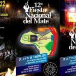 Se viene la Fiesta Nacional del Mate