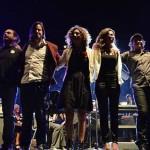 La Filarmónica junto a La Triple Nelson homenajeando a Los Beatles y Mateo