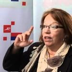 """Presidenta del Frente Amplio, Mónica Xavier rechazó que en Venezuela las """"diferencias se diriman por la fuerza"""""""