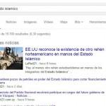 Google elimina las sugerencias de búsqueda con información para unirse al Estado Islámico