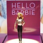 """Llega muñeca Barbie con conexión a Internet, capaz de charlar mediante su """"inteligencia artificial"""""""