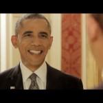 "Obama viraliza video para lograr apoyo a su plan de salud ""ObamaCare"""