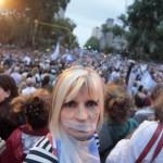 Marcha por fiscal Nisman: piden veedor de Comisión Interamericana de Derechos Humanos